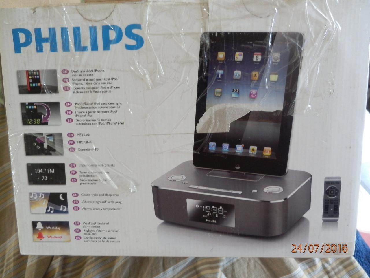 Продам Philips DC291/37 30-Pin iPod/iPhone/iPad A