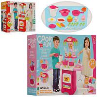 Кухня детская со световыми и звуковыми эффектами