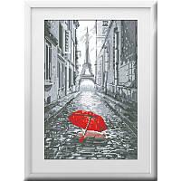 """Набор алмазной живописи """"Дождь в париже"""""""
