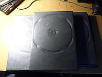 Коробки (боксы) для DVD (CD) дисков  (Б/У)