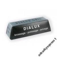 Паста полировочная DIALUX Реплика серая (120г)