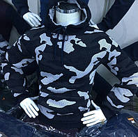 Камуфлированная мужская кофта