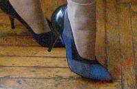Итальянские модельные туфли 41 р (кожа)!!!