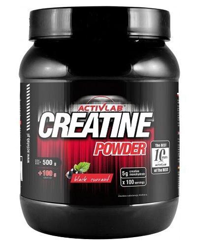 КРЕАТИН - Creatine Powder 600gr
