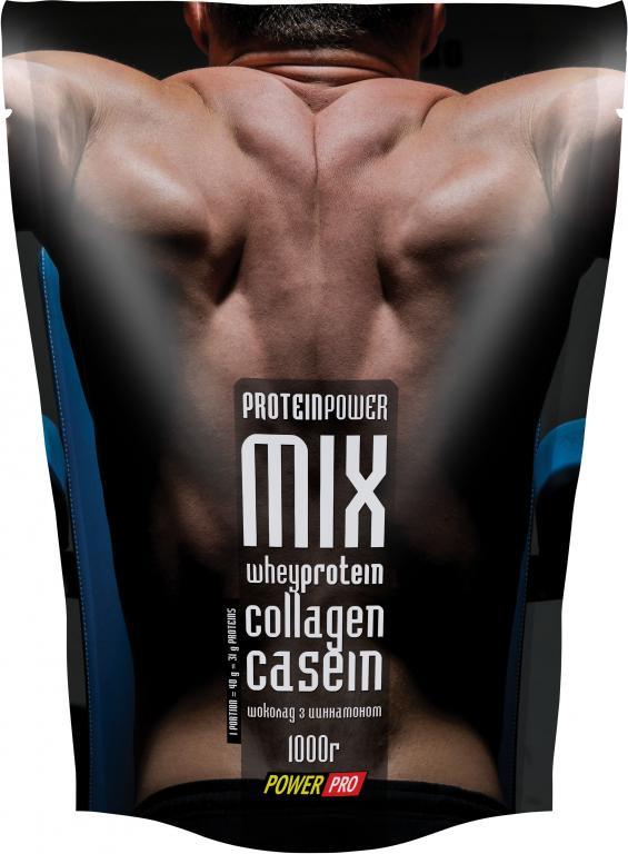 Протеин - Power Pro Mix (ДОСТАВКА ПО УКРАИНЕ)
