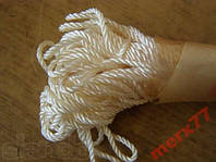 Шнур крученный с полиамидных ниток