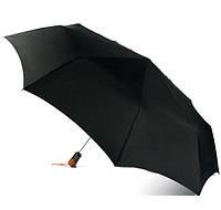 Зонт мужской ZEST-13930 автомат с деревянной ручкой
