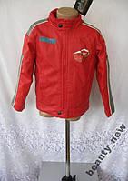 Новая яркая демисезонная куртка DISNEY полиэстр 1-3 года