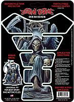 Наклейка на бак Lethal Threat Throned  Reaper
