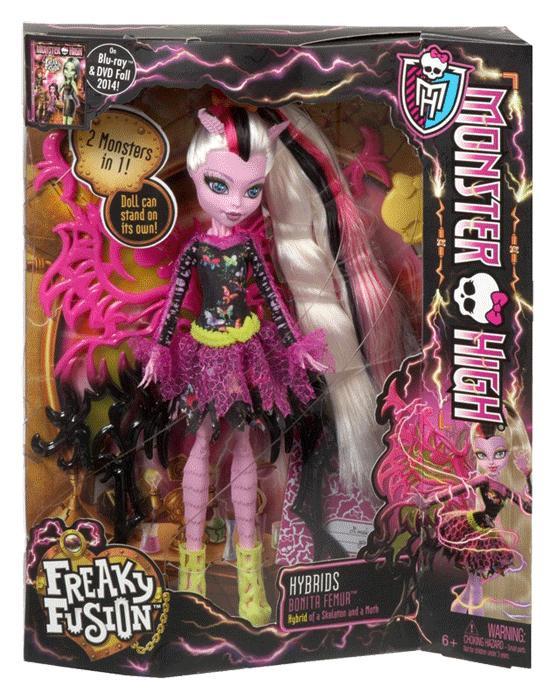 Бонита Фемур Монстрические мутации Freaky Fusion