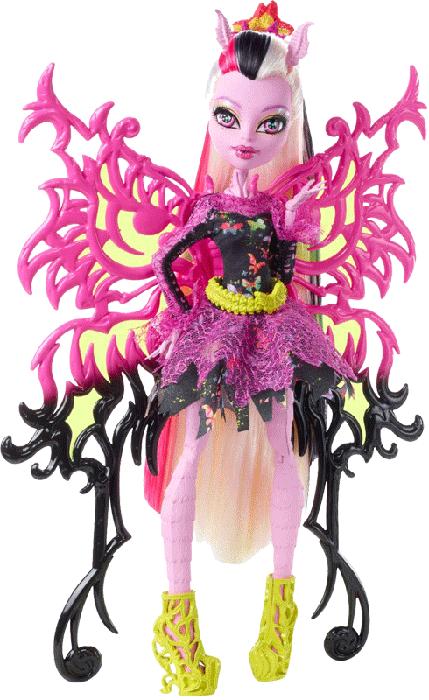 Бонита Фемур Monster High Freaky Fusion MATTEL
