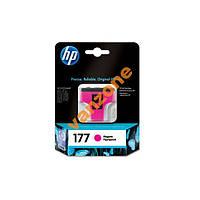 Оригинальный струйный картридж HP177 light Magenta