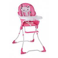 Стульчик для кормления Bertoni Candy Pink Kitten