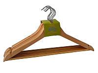 """Плечики для одежды 6 (шт) деревянные """"Helfer"""""""