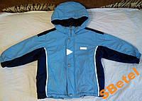 Демисезонная термо куртка Lenne, р. 110. Деми.