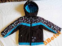 Зимняя термо куртка Okay, р. 104. Термокуртка