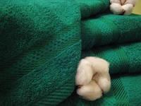 Махровое полотенце 50х100 см 550 г/м2