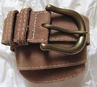 Ремень кожа Burton made in UK