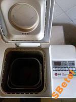 Хлебопечка LG HB-151 JE.  Макс. вес выпечки 750 г