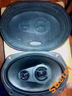 Акустика Powerbass S-693, колонки, акустическая