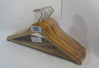 Вешалки из светлого дерева 10 (шт)