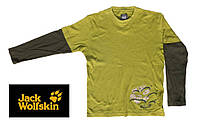 Jack Wolfskin   футболка на длинный рукав р.164