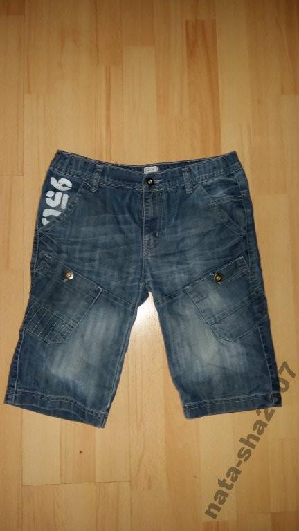 Шорти джинсові 10-12р.