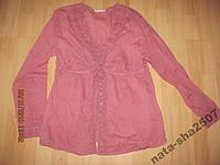 Рубашка для беременных 48р.