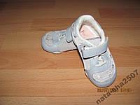 Туфельки-кросівки 21р. Шкіра.