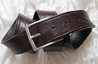 Ремень кожа Maximilian   made in Italy