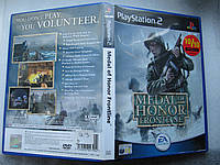 Playstation 2  Medal of Honor Frontline