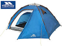 Палатка PopUp 4 месная TRESPASS из Англии