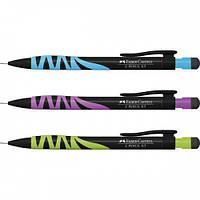 Механический карандаш Z-Pencil 0.5мм цветной корпус пластик для письма