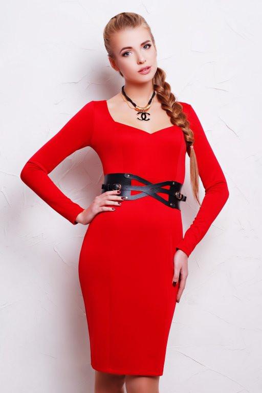 Елегантне обтягуюче плаття