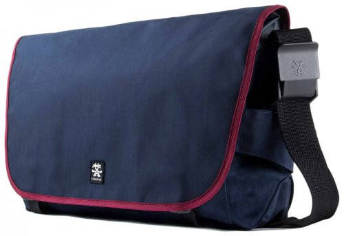 Превосходная городская сумка 16 л. Dinky Di Crumpler DDLM-L-009 темно-синий