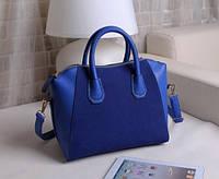 Элегантная женская сумка на плече. Бархатная вместительная сумка. Удобная замшевая сумка. Код: КБН84