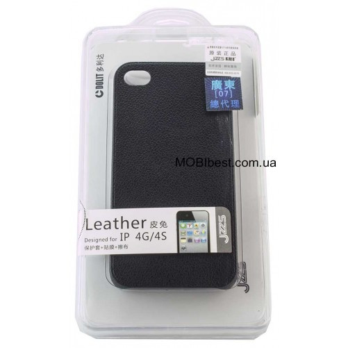 Чехол IPHONE 4/4S BLACK