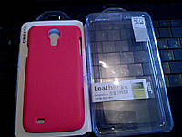 Чехол SAMSUNG i9500 RED +пленка