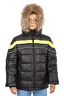 Куртка для мальчика пуховая Кико 8-14 лет