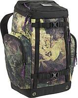 Большой рюкзак для переноски ботинок и снаряжения BURTON BOOTER (satellite print) 9009519754788 разноцвет