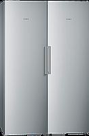 Холодильная и морозильная камеры Siemens  KS36VVI30 + GS36NVI30