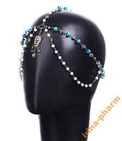Стильное украшение на голову (M-140301)