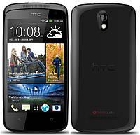 Матовая пленка для HTC Desire 500, F400.1 5шт