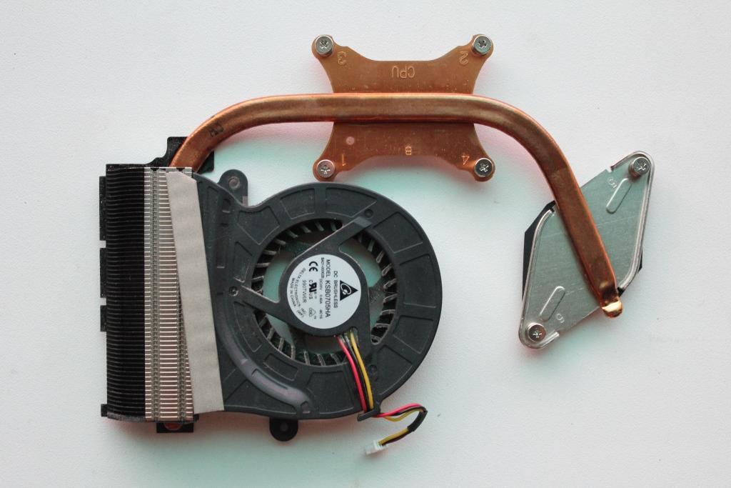 Полная Система охлаждения Samsung R519 R719