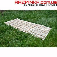 Деревянный массажный коврик для ног ЭКО (90 x 40 см)