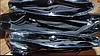 Сумка черная  лаковая