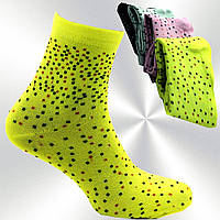 Монтекс plus  носки женские, яркие, бамбуковые , цвета в ассортименте