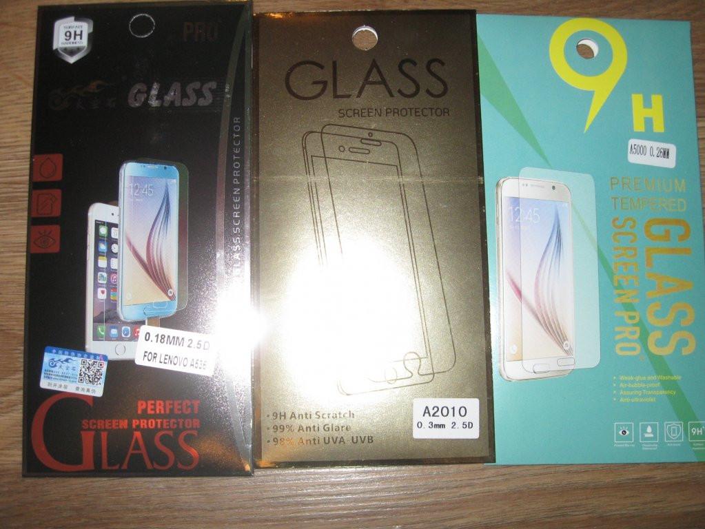 Защитное стекло для LenovoА2020,A536,A6010и др.