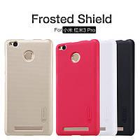 Чехол Nillkin Xiaomi Redmi 3 Pro Redmi 3S +пленка