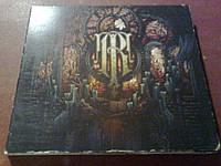 Bleeding Through The Great Fire CD+DVD фирм б/у